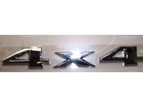 Znak 4x4