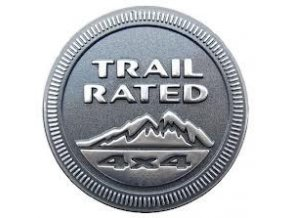Znak TRAIL RATED 4x4