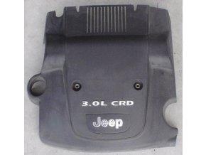 Kryt motoru 3.0L CRD