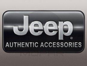 "Jeep znak ""Authentic Jeep Accessories"""