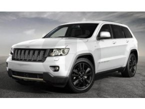 Jeep WK2 Grand Cherokee 20´ kolo Black finish