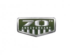 Jeep JK Wrangler emblém 70th Anniversary