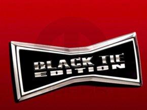 Jeep JK Wrangler emblém Black Tie Edition
