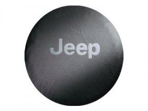 Jeep Wrangler kryt rezervy JEEP GREY 17´-18´