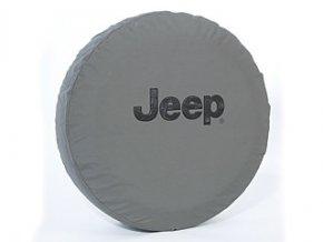 Jeep Wrangler kryt rezervy JEEP KHAKI 17´-18´
