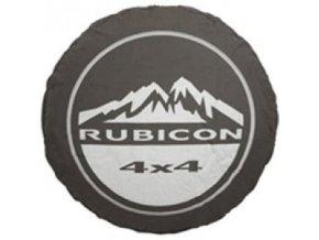 Jeep Wrangler kryt rezervy RUBICON