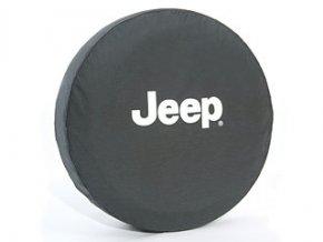 Jeep Wrangler kryt rezervy JEEP WHITE 16´