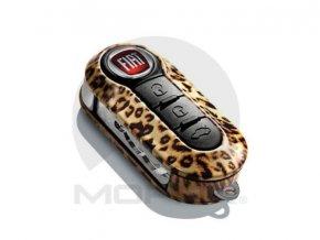 Kryty klíčů Leopard design
