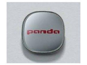Panda Kryty středů kol s barevným znakem