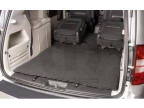 Thema Polotuhá ochrana zavazadlového prostoru