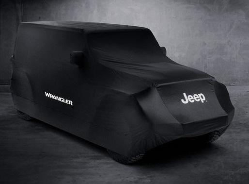 Jeep JL Wrangler plachta na auto indoor 2-door