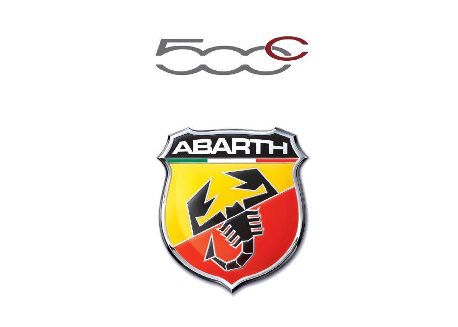 - Návod k použití Abarth 500C dodatek Skládací střecha