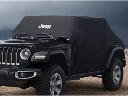 82215371 - Jeep JL Wrangler plachta na auto 2-door