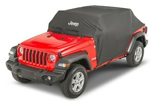 82215370 - Jeep JL Wrangler plachta na auto 4-door