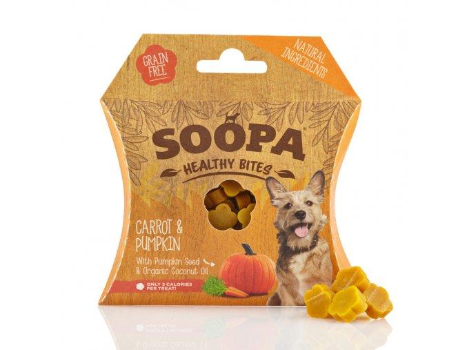 Soopa Carrot & Pumpkin Healthy Bites