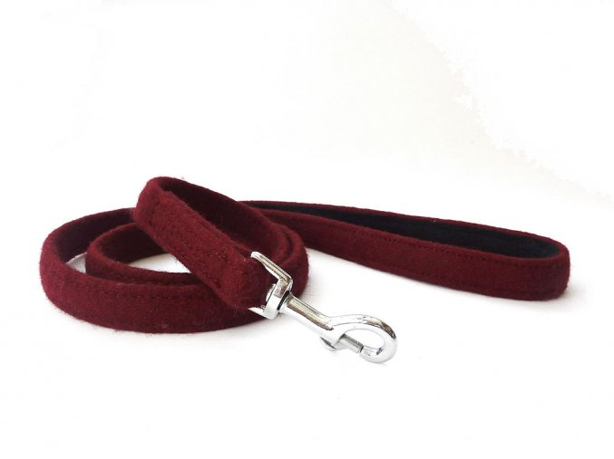 Wool Lead Maroon