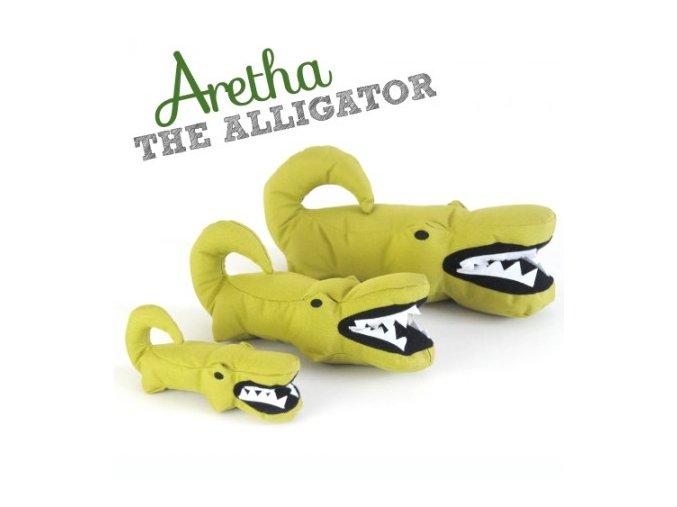 ALLIGATOR ARETHA 450x450