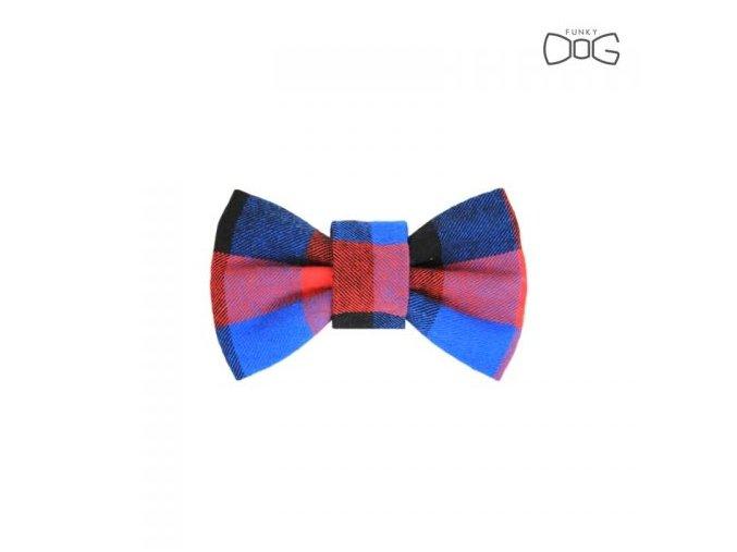 motylik modro cerveny karovany l t1