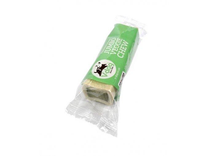 v dog jumbo veggie chew 210g 500