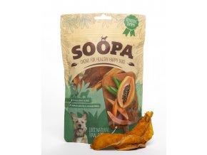 Soopa Papaya front