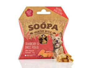 Soopa Cranberry & Sweet Potato Healthy Bites
