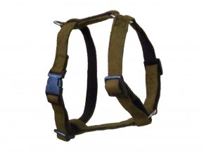dog harness khaki