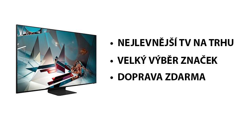 Nejlevnější TV