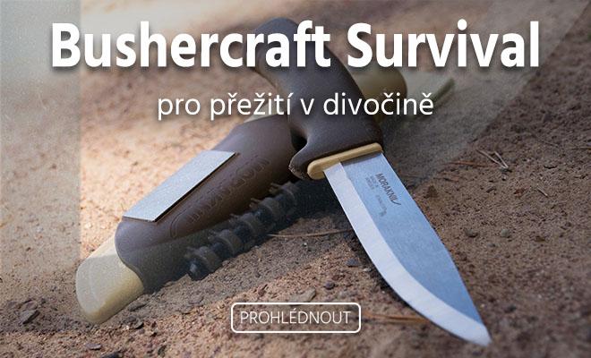 Morakniv Bushcraft Survival Desert