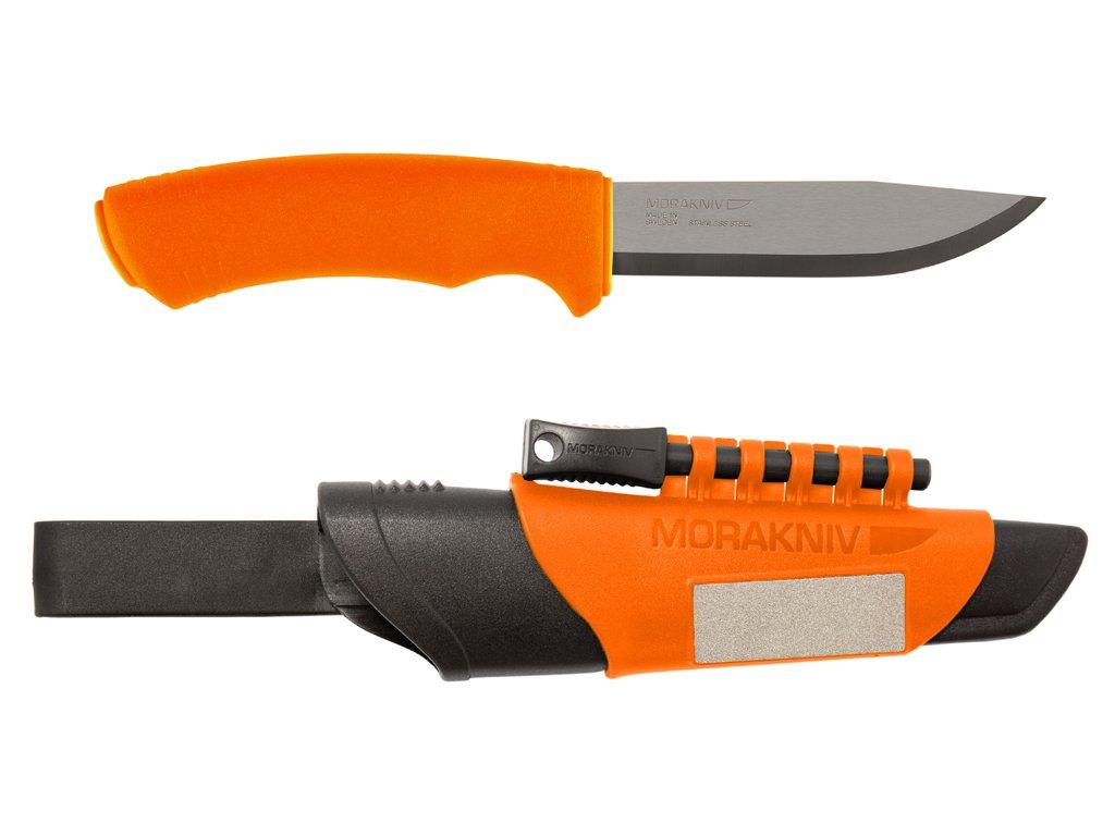 Morakniv 12051 Bushcraft Survival Orange 1