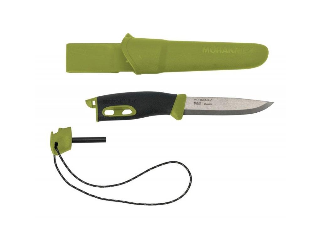 Morakniv Companion Spark green