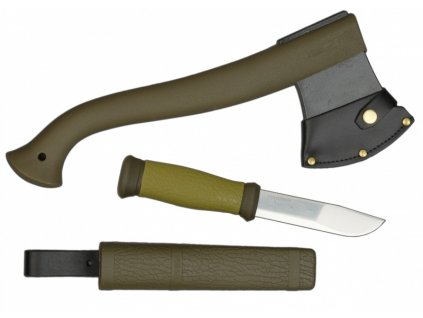 Morakniv sada nože a sekery Outdoor Kit MG