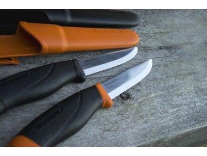Morakniv nůž Companion HeavyDuty Black (S)