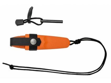 Morakniv Eldris Burnt Orange Neck Knife Kit