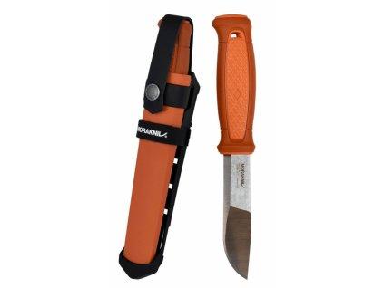 Morakniv outdoorový nůž Kansbol Multi-Mount Burnt Orange