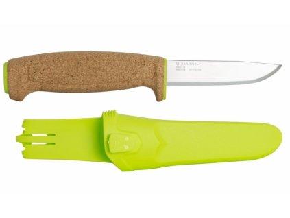 Morakniv nůž Floating Knife Lime
