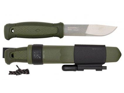 morakniv 13912 kansbol survival kit green 1a