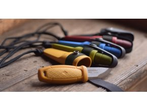 Morakniv nůž Eldris Yellow Neck Knife Kit