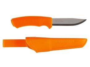 Morakniv nůž Bushcraft Orange v blistru