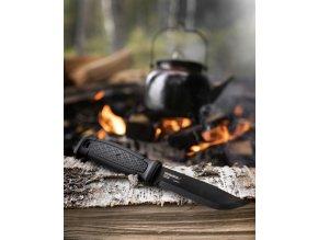 Morakniv outdoorový nůž Garberg Multi-Mount Black
