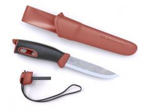 Morakniv nůž Companion Spark red