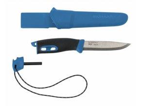 Morakniv nůž Companion Spark blue