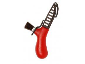 Morakniv houbařský nůž Karl-Johan červený