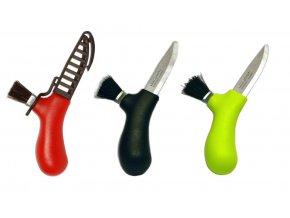Morakniv houbařský nůž Karl-Johan zelený