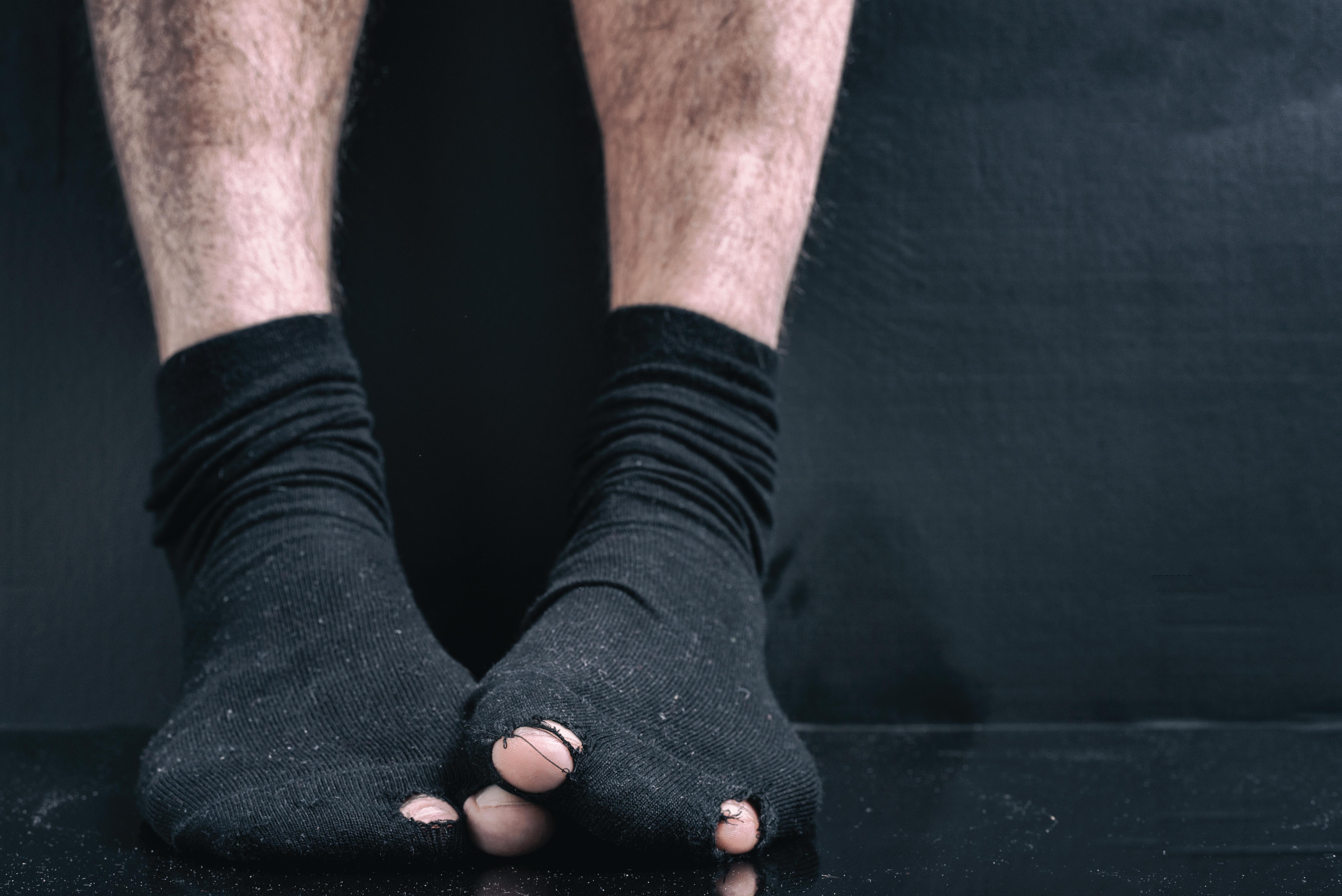 Proč nevyrábíme ponožky ze 100 % bavlny?