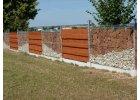 Dřevěné brány a ploty