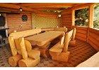 Srubový a zahradní nábytek