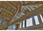 Stěny, stropy, dřevěné  interiéry