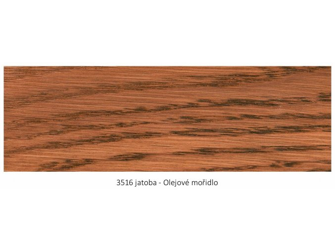 Osmo 3516 olejové mořidlo Jatoba 2,5 lt  + zdarma dárek v hodnotě 256 Kč -  váleček Anza Platinum Antex 18 cm / + Držadlo válečku Anza Elite 18 cm/+ malířská vanička Anza 18 cm