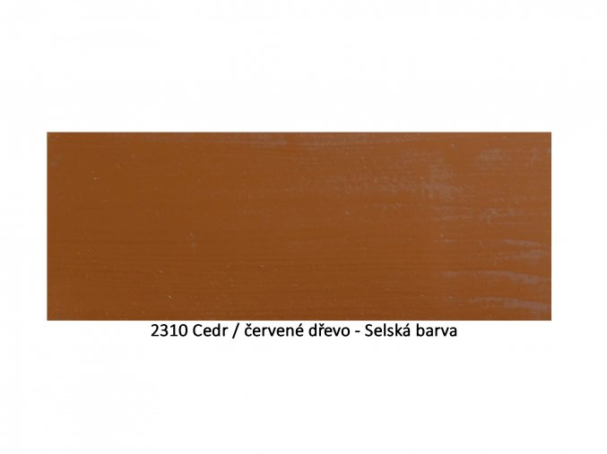 2310 Cedr červené dřevo