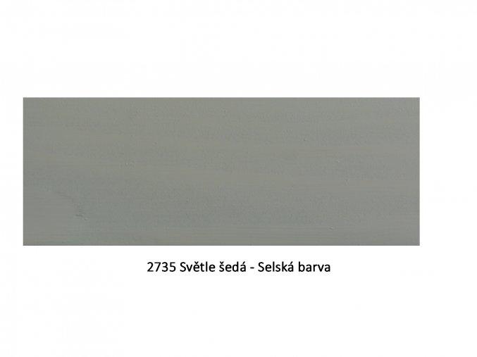 2735 Světle šedá